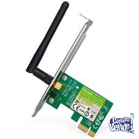 Placa de Red WiFi TP-Link TL-WN781ND - 150Mbps - PCI-E