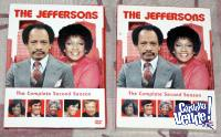 Los Jeffersons (DVD Serie - 2da y 3era temporada)