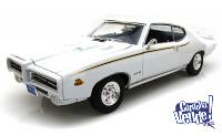 PONTIAC GTO JUDGE 1969 - 1:18