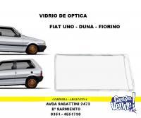 VIDRIO DE OPTICA FIAT DUNA - UNO - FIORINO