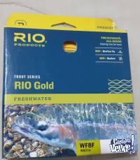 Línea fly Río Gold WF8F - nueva - remato!