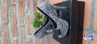 Zapatos Animal Print Micheluzzi Nro 36