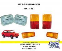FARO GIRO FIAT 133