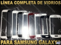 GORILLA GLASS+COLOCACION SAMSUNG S3,S4,NOTE,ADVANCE,ETC!!