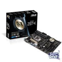 Intel I7 4790 3.60ghz Y Asus Z97k 16gb Ram
