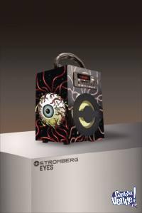 Parlante Portátil Stromberg Eyes Bluetooth Usb Sd Aux 7w