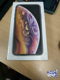 APPLE IPHONE XS 256GB GOLD PAGALO EN AHORA 12 CON TARJ!