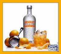 ABSOLUT MANDARIN - VODKA - (750 ML)