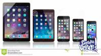 iPhone iPad iPod Servicio Tecnico - Presup sin cargo