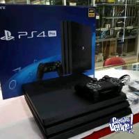 Sony Playstation 4 Pro 1tb Consola Nuevo Y Juegos
