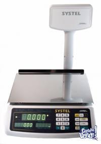 Balanza Croma Systel (31kg)