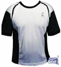 Remeras Deportivas - Hombre Mujer -dry Fit