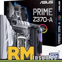 Mother Asus Z370-a Prime M.2 Intel Z370 1151 8400 8600 8700