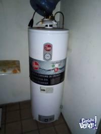 TERMOTANQUE - 120 Litros Rheem a Gas