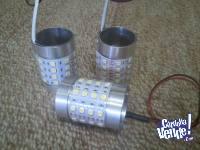 Luminaria cilíndrica Led 12v 4w, blanco neutro