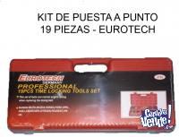 Kit Juego Puesta A Punto Universal 19pcs - TECNOTOOLS