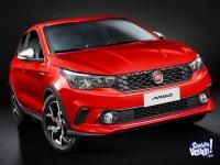 Plan de ahorro 100% Fiat argo 1.8 (39 cuotas pagas)