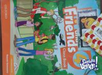 FAMILY AND FRIENDS  CLASS BOOK 4
