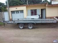 fabricamos todo tipo de trailers tel 03572 15507232