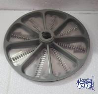 Disco Rallado Fino 3mm Hlc300 - Procesadora Dynam-h