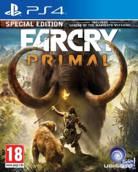 Far Cry Primal Limited Edition Day 1	ORIGINAL, FISICO