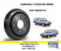 CAMPANA DE FRENO FIAT REGATTA
