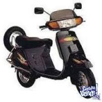 Vendo Honda Nh100 Kinetic por partes (motor y carroceria)