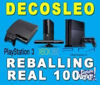 Reballing xbox360 playstation 3 PS4 problema de temperatura