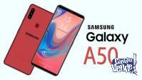 SAMSUNG GALAXY A50 64GB Y 128GB! NUEVOS! GARANTIA! CENTRO!!
