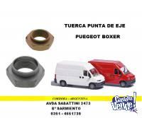 TUERCA DE JUNTA HOMOCINETICA PEUGEOT BOXER