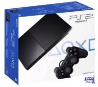 Consola PlayStation 2 + 1 joystick + 5 juegos + Garantia 90 días