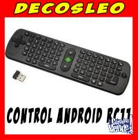 Control Remoto ANDROID RC 11 LED, LCD TV BOX XBOX PS3 LEO