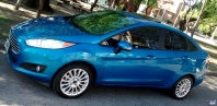 FIESTA SE PLUS 2013 MEX.17 MIL KM. FULL IMPECABLE.