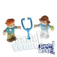 Fisher Price Little People Dr Danielle Y Dentist Dan