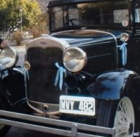 Ford A  1930 fourdoor