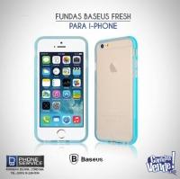 Fundas Baseus Fresh para iPhone