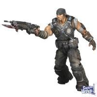 Gears Of War 3 Marcus Fenix vs Locust Grunt -- pack 2 -- Nec