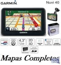 GPS GARMIN NUVI 55 (MAPEAR 2016)  NUEVOS GARANTIA! CENTRO!
