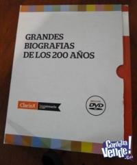 GRANDES BIOGRAFÍAS DE LOS 200 AÑOS
