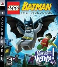 LEGO Batman ORIGINAL, FISICO