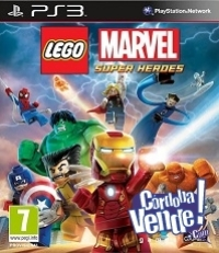 LEGO Marvel Super Heroes  ORIGINAL, FISICO