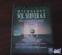 LIBRO DE MICROSOFT SQL SERVER 6.5