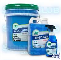 MAGIC BLUE 3D