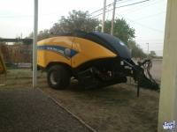 Megaenfardadora New holland BB1270  promo Expoagro
