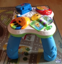 MESA DIDACTICA FISHER PRICE BILINGUE
