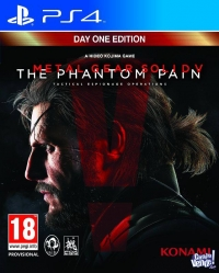 Metal Gear Solid V: The Phantom Pain – Day 1 Edition FISIC
