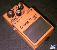 Modificacion Boss DS-1 Distortion - Keeley Ultra/ Seeing Eye