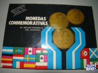 MONEDAS MUNDIAL 1978 (EMISIONES 1977 Y 1978)