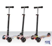 Monopatin scooter estampados