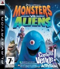 Monsters vs Aliens	ORIGINAL, FISICO